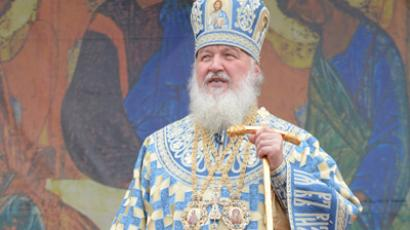 Head of Russian church opposes 'mindless copying' of western values