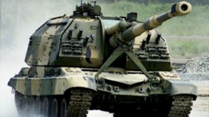 "India to assemble Russian ""flying tanks"""