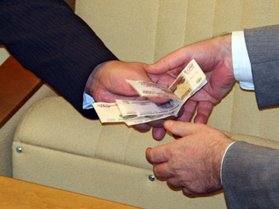 New tool in corruption crusade: Officials to be seduced with bribes