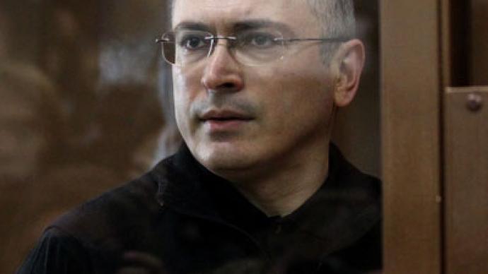 Top court confirms appeal into Khodorkovsky case
