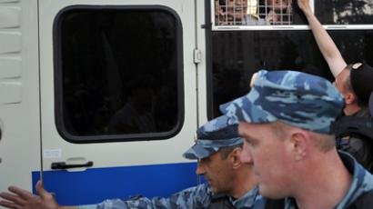 Putin signs new anti-rally bill