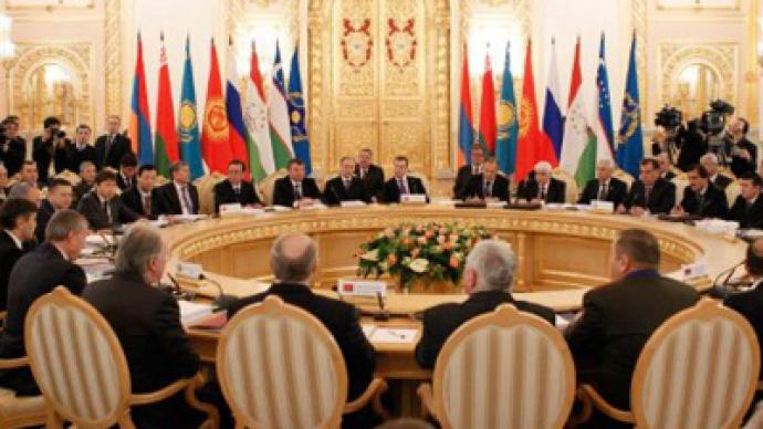 CSTO talks tough on NATO