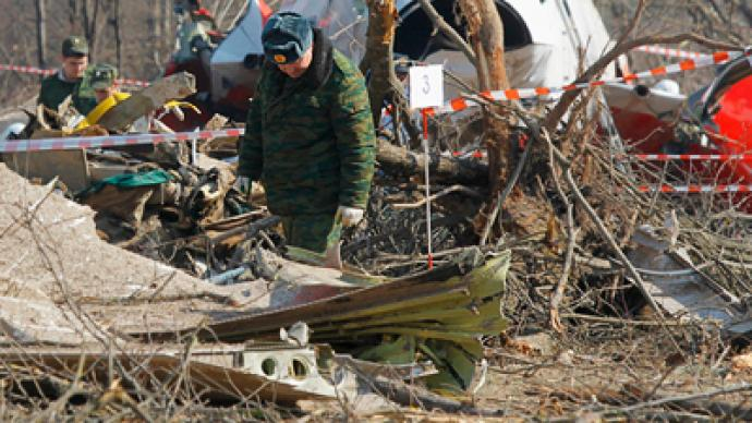 """Crew's decision to land caused President Kaczynski's plane crash"" — report"