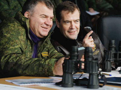 No pain, no gain: Big defense spending to continue, says Medvedev