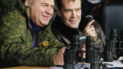Medvedev and Putin appoint two officials to replace Kudrin