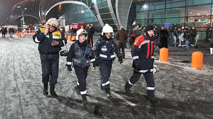 Traces of North Caucasus radical groups seen in Domodedovo attack