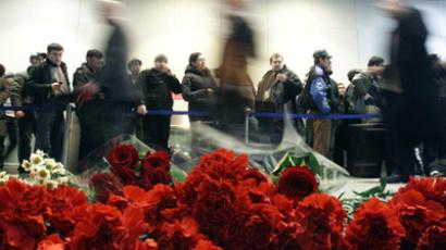 Top transport officials lose jobs after Domodedovo Airport blast
