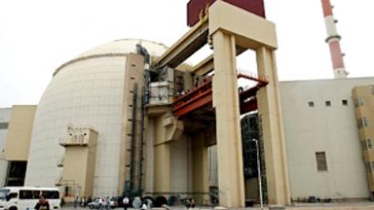 Iran's first nuclear plant to start in 2010