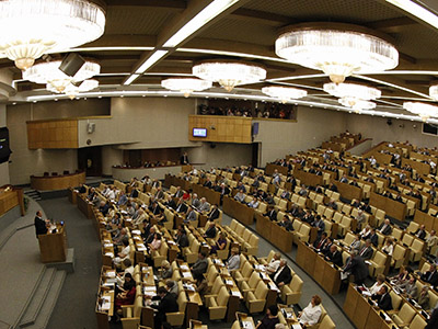 Adequate or faulty? Russian lawmakers vote for US adoption ban amid criticism
