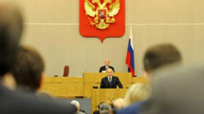 Parliament speaker could be dismissed over anti-Putin remarks