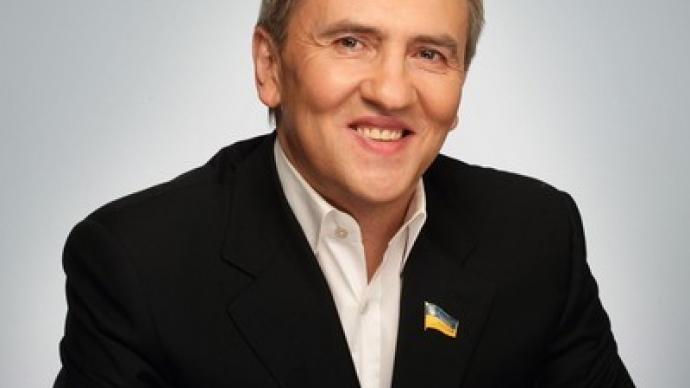 Ukraine's president demotes eccentric Kiev mayor