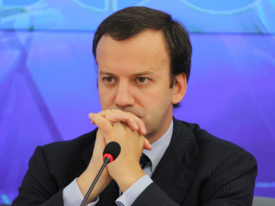 Dvorkovich advocates radical re-shake of Russia's tax system to boost revenues