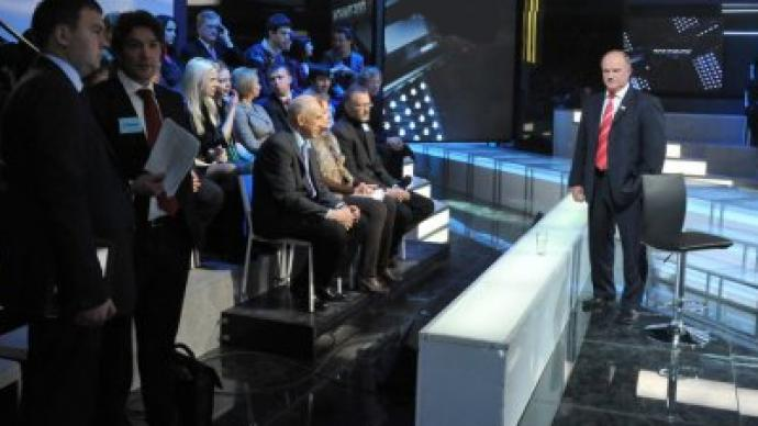 Election fever heats up: parties to battle in TV debates