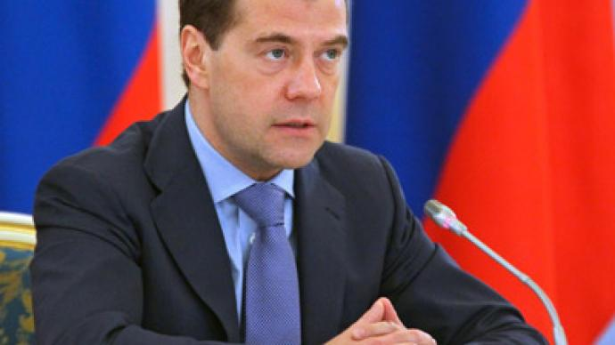 Medvedev endorses law on direct governor elections