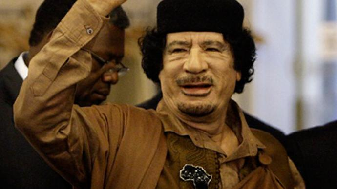 Russian envoy says Gaddafi not ready to step down