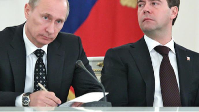 Medvedev and Putin slam xenophobia