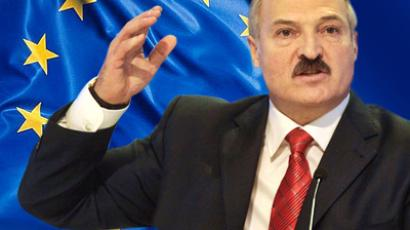 Lukashenko finds scapegoats in Ukraine, EU
