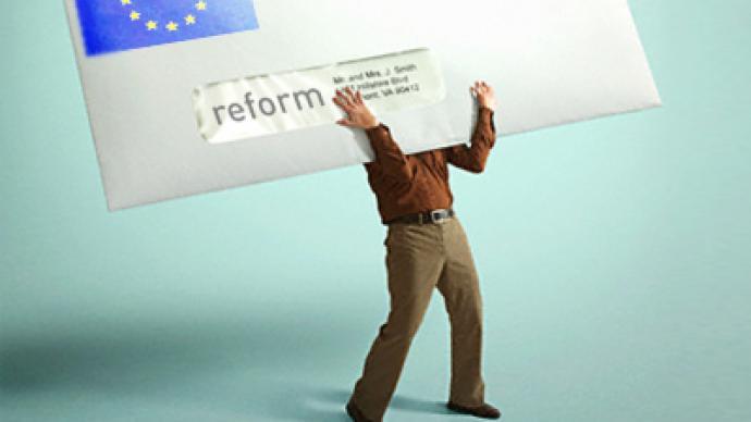 Post-war EU concept needs reform - MEP