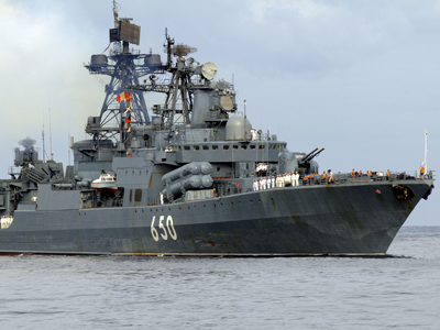 Russia won't comply with anti-Syrian sanctions, vessel inspections