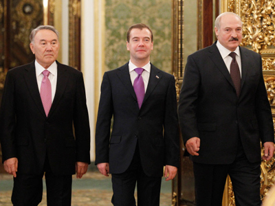 Eurasian Union: Greater than EU, but not new USSR