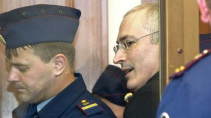 Khodorkovsky criticizes Western nations as second sentence comes in force