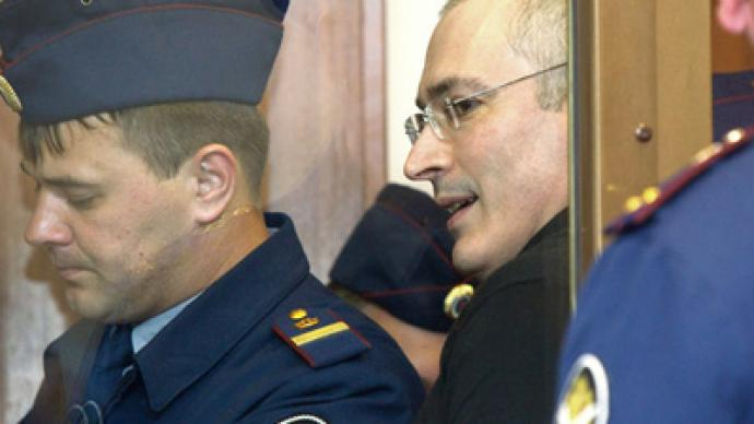 European Court finds no politics in Khodorkovsky case