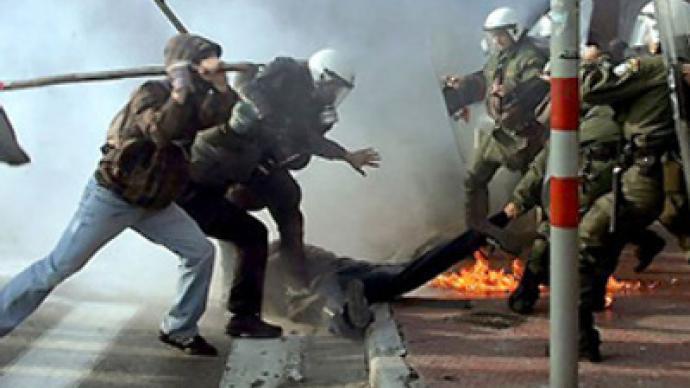 Europe's big fat Greek crisis