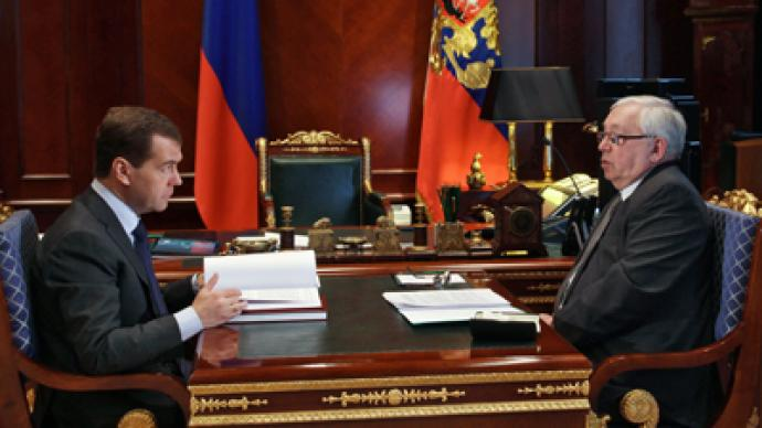 Fight for rights a sign of maturity – Medvedev