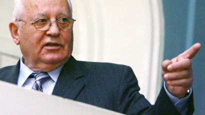 Europe should treat Russia as equal – Gorbachev