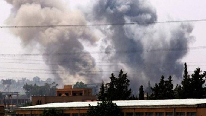 Russian FM says NATO sliding towards ground operation in Libya