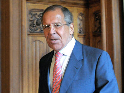 Russian FM says terrorism still going strong 10 years after 9/11