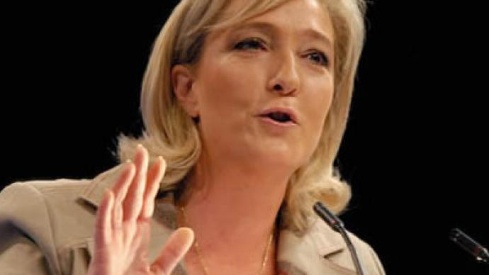 French anti-immigration party elects Le Pen's daughter
