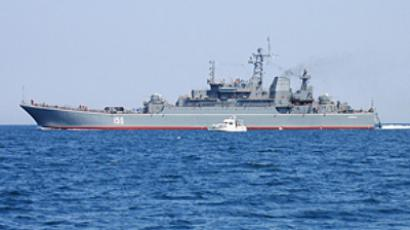 Abkhazia threatens to sink Georgian navy in its waters