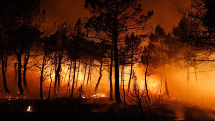 Terrorists lit European forest fires, eyes on WMDs – FSB chief