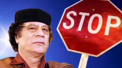 No news from G8 is good news for Gaddafi