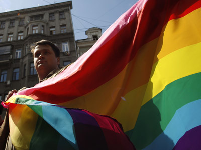 Lower House indefinitely postpones gay propaganda hearings