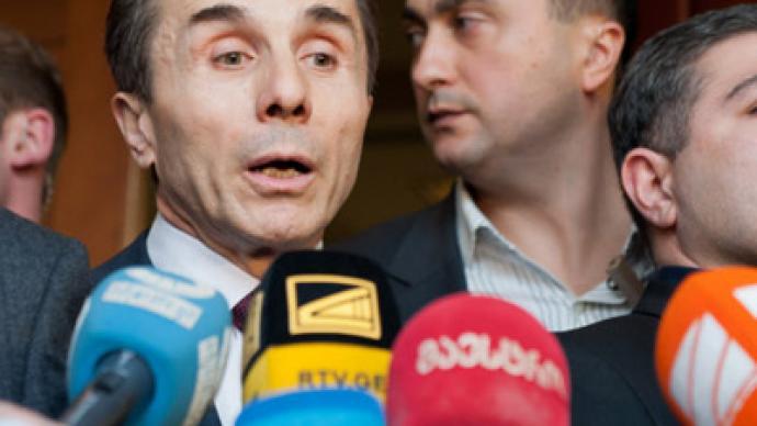 Georgian celebs in opposition support marathon