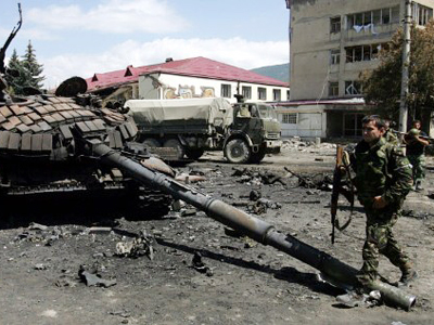 Russia cements military presence in Caucasus