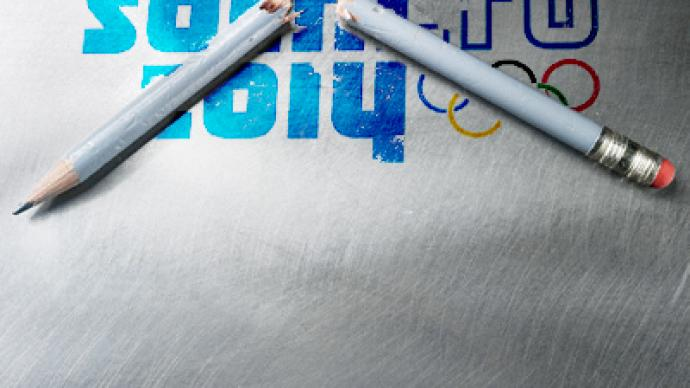 Georgia starts battle against Olympics in Sochi