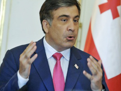 Georgian billionaire enters politics to oust Saakashvili