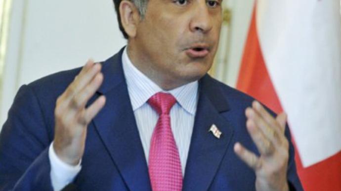 Saakashvili in xenophobia charge