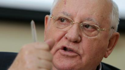 United Russia accuses Gorbachev of double standards