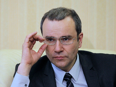 Governor of Tver Region quits ahead of term