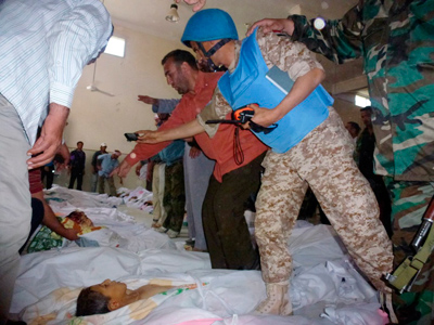 Guilt for Syrian bloodshed lies on US – Russia Lib Dems