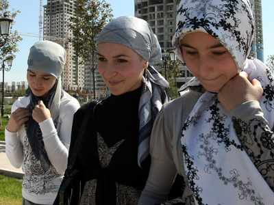 Putin against hijab in schools