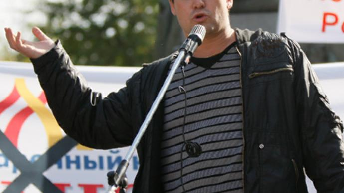 Russian investigators, human rights officials to probe opposition activist's torture claims