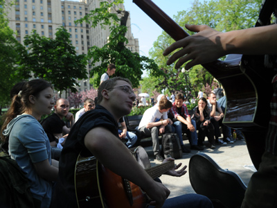 Speak up: Moscow introduces 'Hyde Parks' for public gatherings