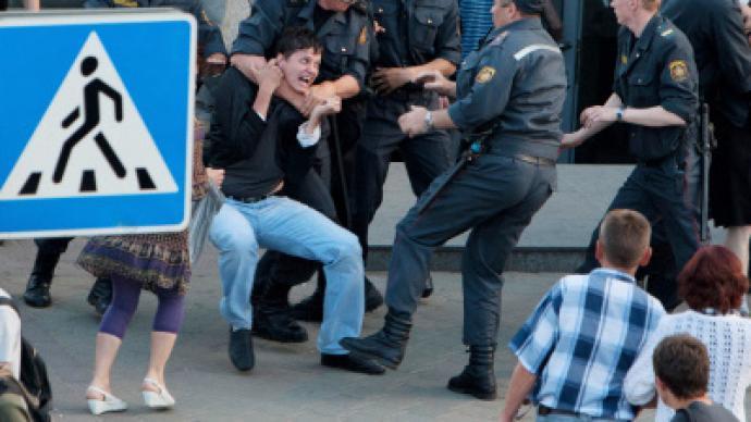 Hundreds detained in Belarus Social Network Revolution