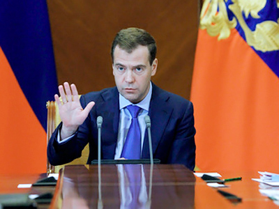 Russian elections not predetermined - Medvedev