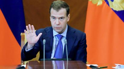 Saakashvili should face international tribunal – Medvedev to RT